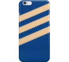 Adidas Blue Stripe  iPhone Case/Skin