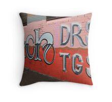 Darlington (May 2012) Throw Pillow