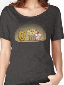 Hey Cupcake! Women's Relaxed Fit T-Shirt