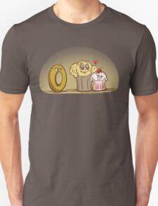 Hey Cupcake! Unisex T-Shirt