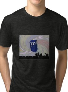 Movie time! Tri-blend T-Shirt