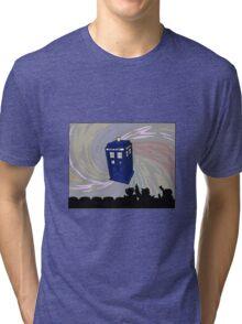 Movie time! Tri-blend T-Shirt