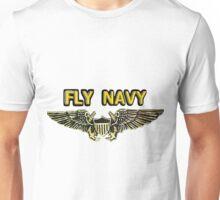 Naval Flight Officer Wings Unisex T-Shirt