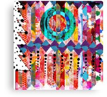 Holiday Mash Up Canvas Print