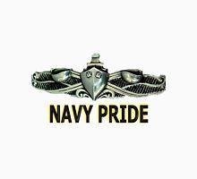Navy Pride: Surface Warfare Pin Unisex T-Shirt