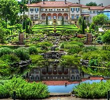 Late Spring at the Philbrook Museum of Art Gardens by bannercgtl10