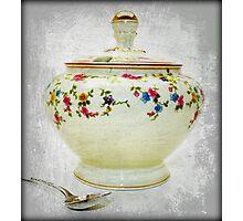 Jam Jar Photographic Print