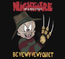 Nightmare on Elmer Street Kids Tee