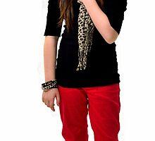 Ten year old singer/performer by Ian McKenzie