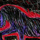"""The Black Horse """"Corruption""""  by LordMasque"""