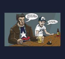 Ain't no Captain America Star T-Shirt