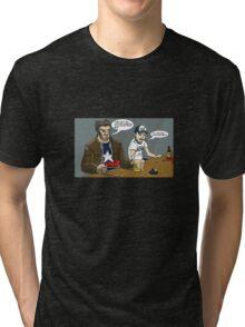 Ain't no Captain America Star Tri-blend T-Shirt
