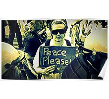 Peace Please! Poster