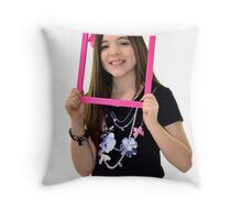 Ten year old singer/performer Throw Pillow