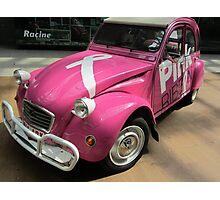 Pink Ribbon Photographic Print