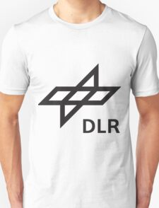 Deutsches Zentrum fur Luft und Raumfahrt - DLR Logo T-Shirt