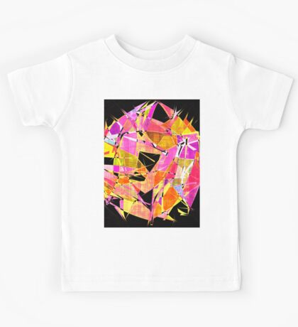 1102 Abstract Thought Kids Tee