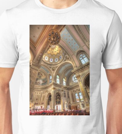 Transept and Dome Unisex T-Shirt