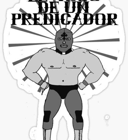 El Hijo De Un Predicador Sticker