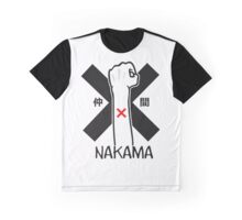 Nakama Graphic T-Shirt