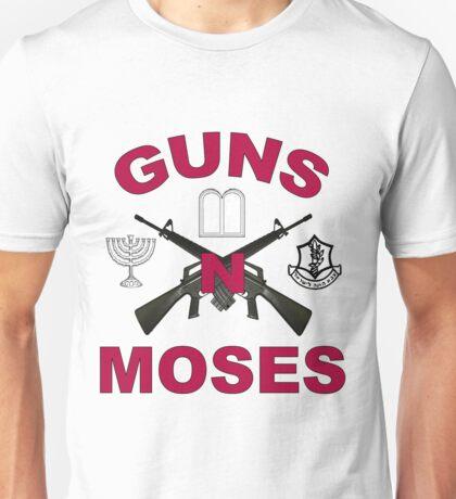 Guns 'n Moses Unisex T-Shirt