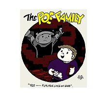 The Poe Family Photographic Print
