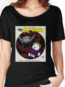The Poe Family Women's Relaxed Fit T-Shirt