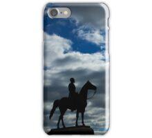 Gettysburg National Park - George Meade Memorial iPhone Case/Skin