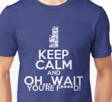 Pokemon, Missingno Keep Calm Unisex T-Shirt