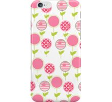 Pink Flowers iPhone Case iPhone Case/Skin
