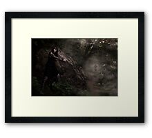 The Wiccan series  Framed Print