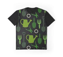 Grandpa's Garden Graphic T-Shirt
