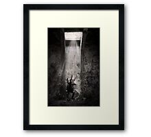 The divine force Framed Print