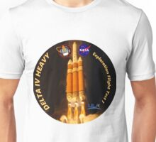 Delta IV Heavy Logo Unisex T-Shirt