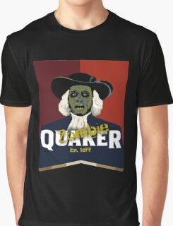 Zombie Oats Graphic T-Shirt