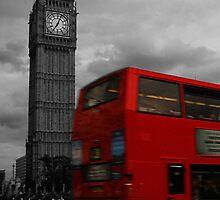 Grey London by TonyTsiv