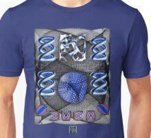 """""""Lissajous Mesh - BLUE""""© Unisex T-Shirt"""