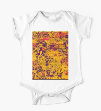 1056 Abstract Thought One Piece - Short Sleeve
