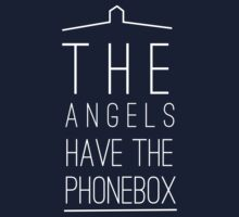 The Angels Have the Phonebox by cumberlord
