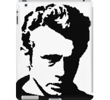 James Dean - pixel art iPad Case/Skin