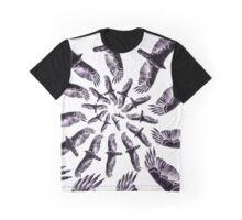 Circling Graphic T-Shirt