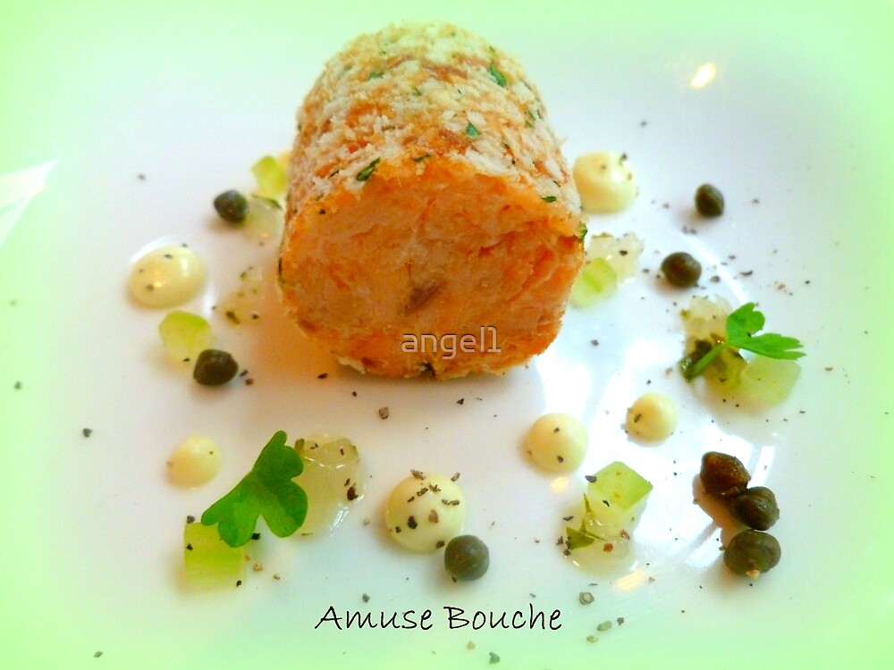 Amuse Bouche by ©The Creative  Minds