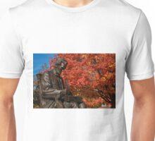 Gettysburg College - Fall - Abraham Lincoln Memorial Unisex T-Shirt