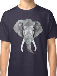 Elephant (Geometric) Classic T-Shirt
