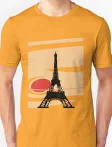Jupiter and Eiffel Tower T-Shirt