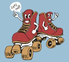 Let's Roll!! T-Shirt