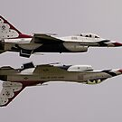U.S. Air Force Thunderbirds  by Anthony Roma