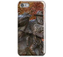 Gettysburg National Park - James Longstreet Memorial iPhone Case/Skin