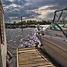 Rough Waters by Sandra Lee Woods