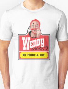 Wendy's My Pride and Joy Unisex T-Shirt